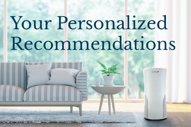 Your Personalized Recommendations