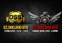 OSS VI and Million Dollar Sunday