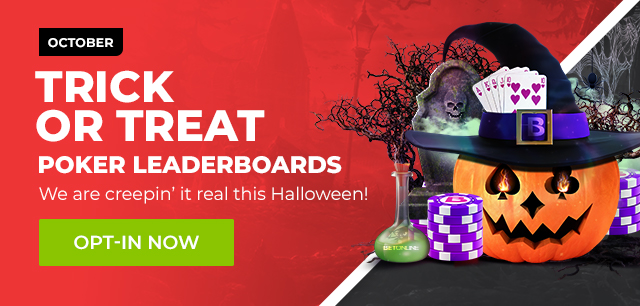 Trick or Treat Leaderboards