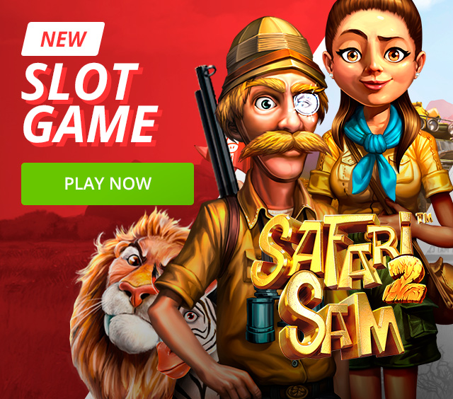 $3,000 Welcome Bonus to play our newest slot game