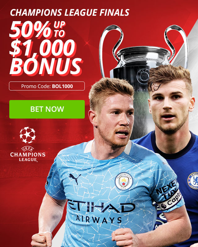 Bet on Champions League Finals