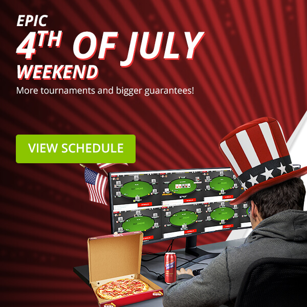 $80,000 4th Of July Weekend Tournament Series