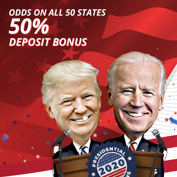 Election Day: Public betting big on Trump