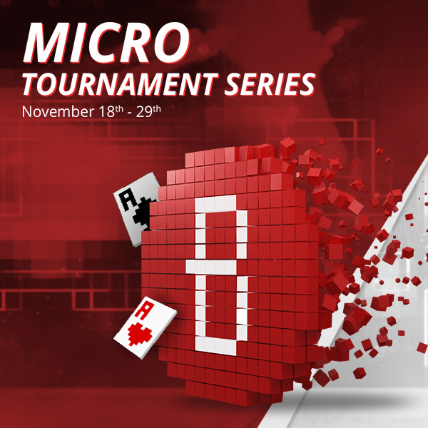 It's your last chance to play our Micro Series