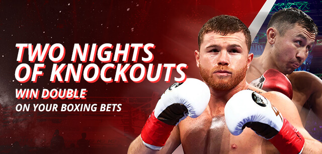 BetOnline sponsors two boxing events