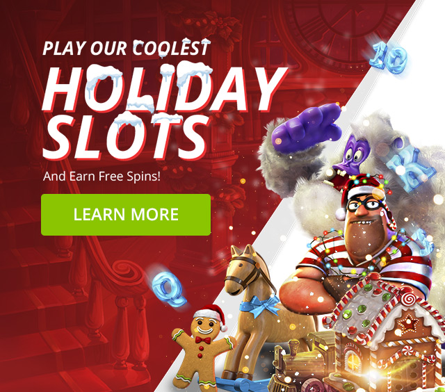 Earn nearly 150 Free Spins by playing slots