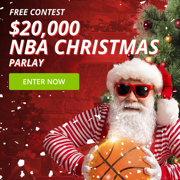 NBA: $70,000 in Christmas prizes and a fat bonus