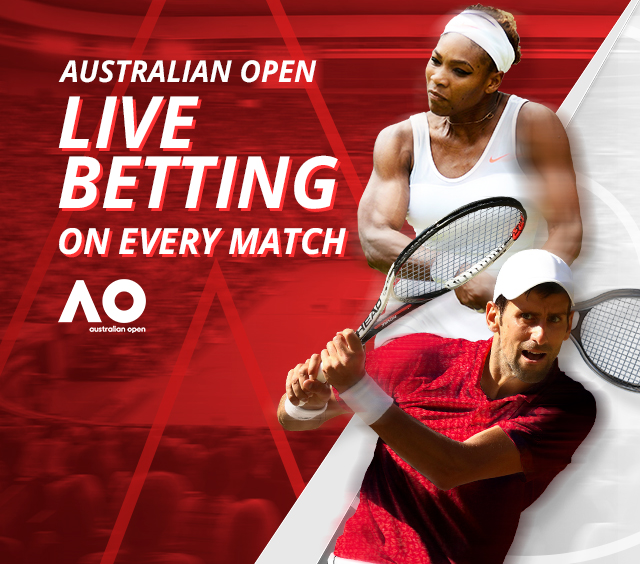 $1,000 Bonus to bet the Australian Open