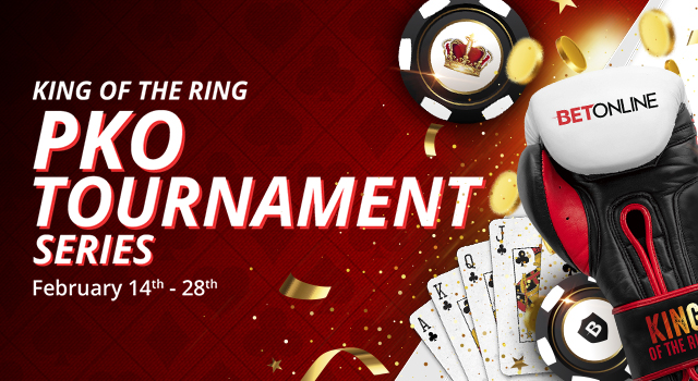 King of the Ring poker: Compete for $1 million