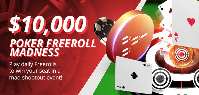 Freeroll Your Way To The $150,000 Main Event