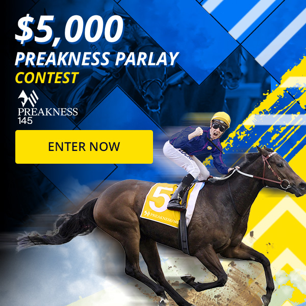Preakness Contests: $5,000 Perfect Parlay & $5,000 First & Last