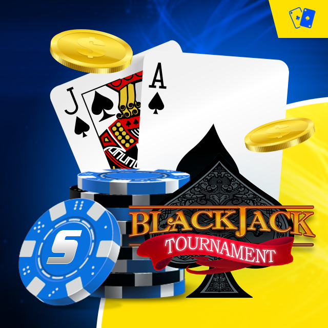 Free Entry $50K Blackjack Tournament