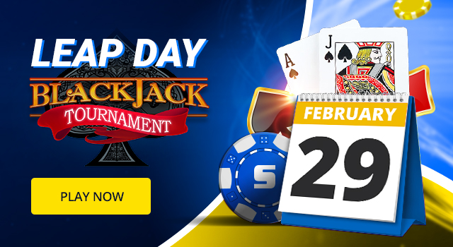 Blackjack Tournament – Free Entry