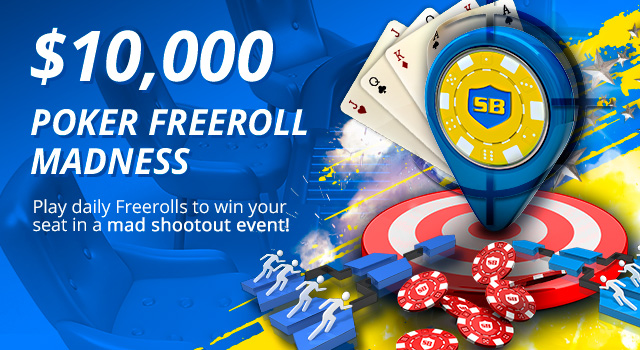 Freeroll your way to the $200,000 main event