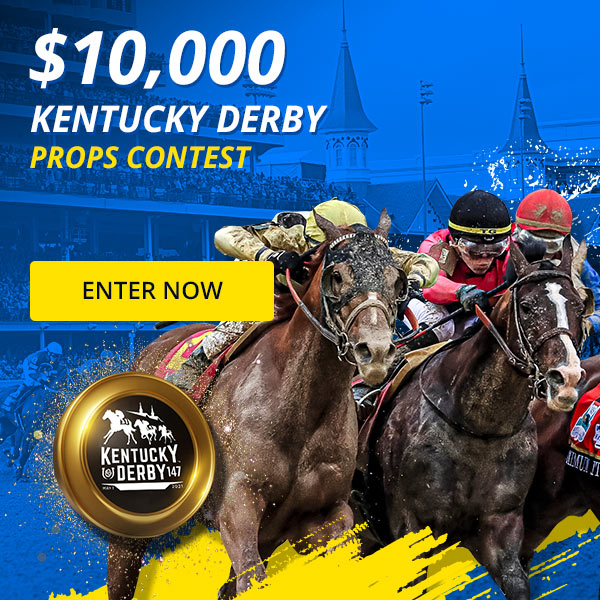 Compete for $20,000 in free Kentucky Derby prizes