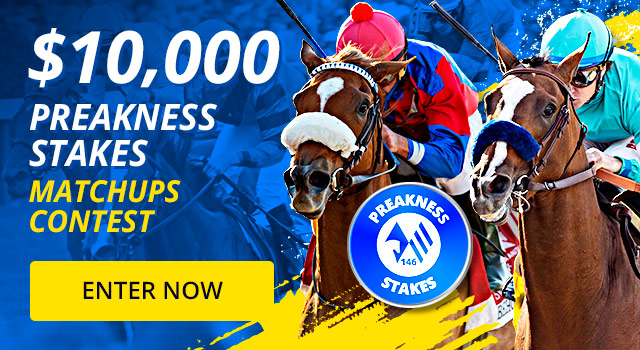 Enter $10,000 Preakness Stakes contest for free