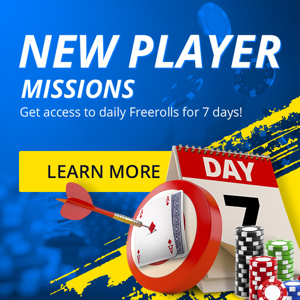 Discover New Player Missions