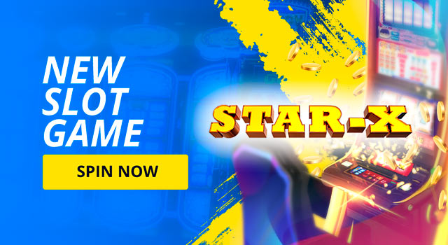 Play Star X and win!