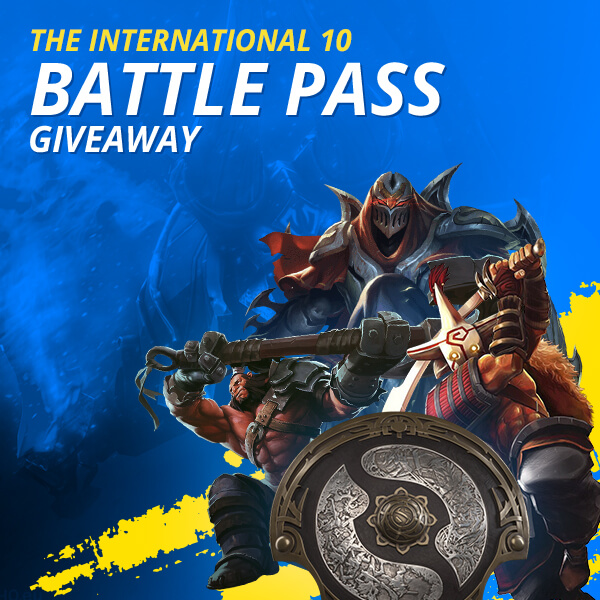 Battle Pass Giveaway
