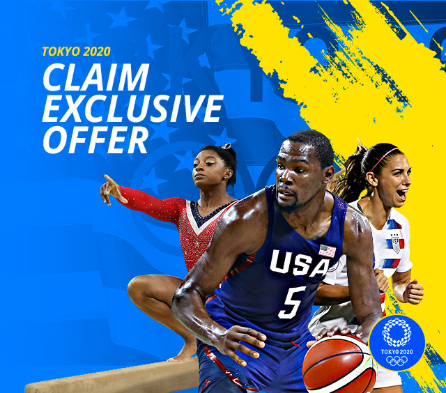 Bet on the Olympics with an exclusive sports bonus
