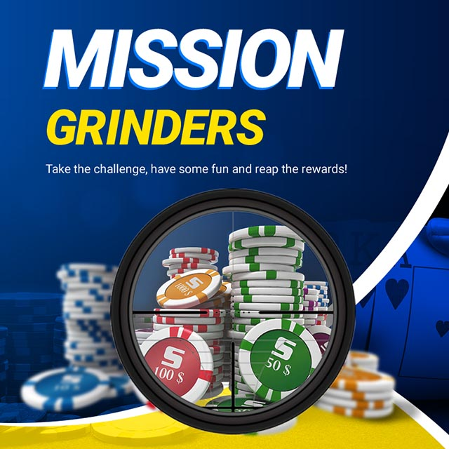 Mission Grinders: Complete Missions, Get Paid!