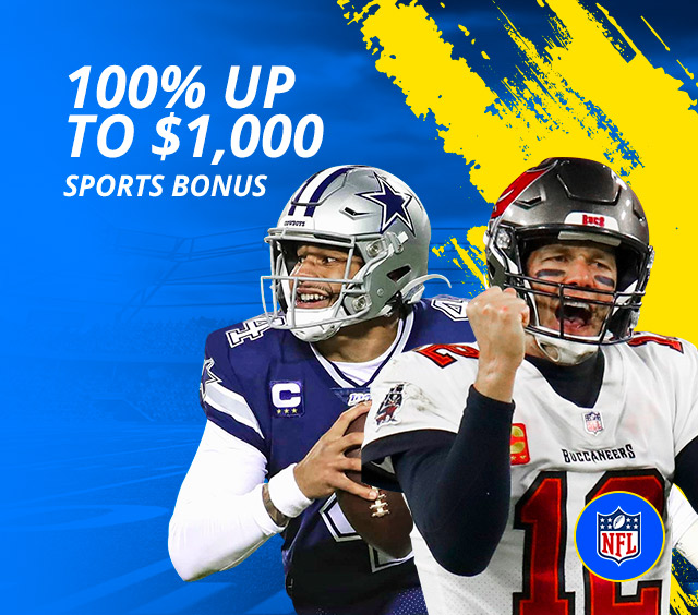 Claim your limited time NFL Offer!