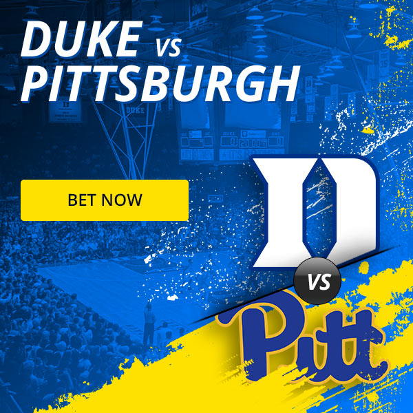 College hoops: Get $1,000 to bet Duke at Pitt