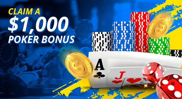 Poker Guide: $1,000 Bonus, $1 Million Jackpot