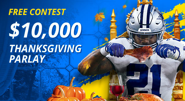 Epic Thanksgiving: Free NFL Contests + Black Friday Refer-A-Friend Promotion