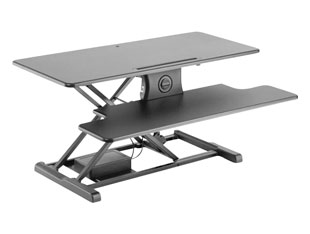 Electric Rising Desk Stand