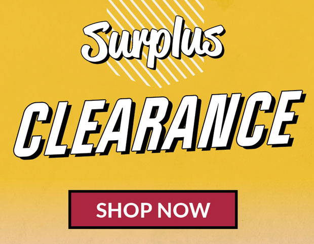 Surplus Clearance