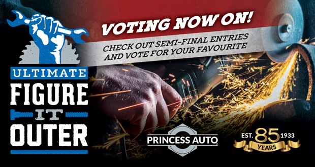 Voting Now On! Check out our semi-final entries and vote for your favourite