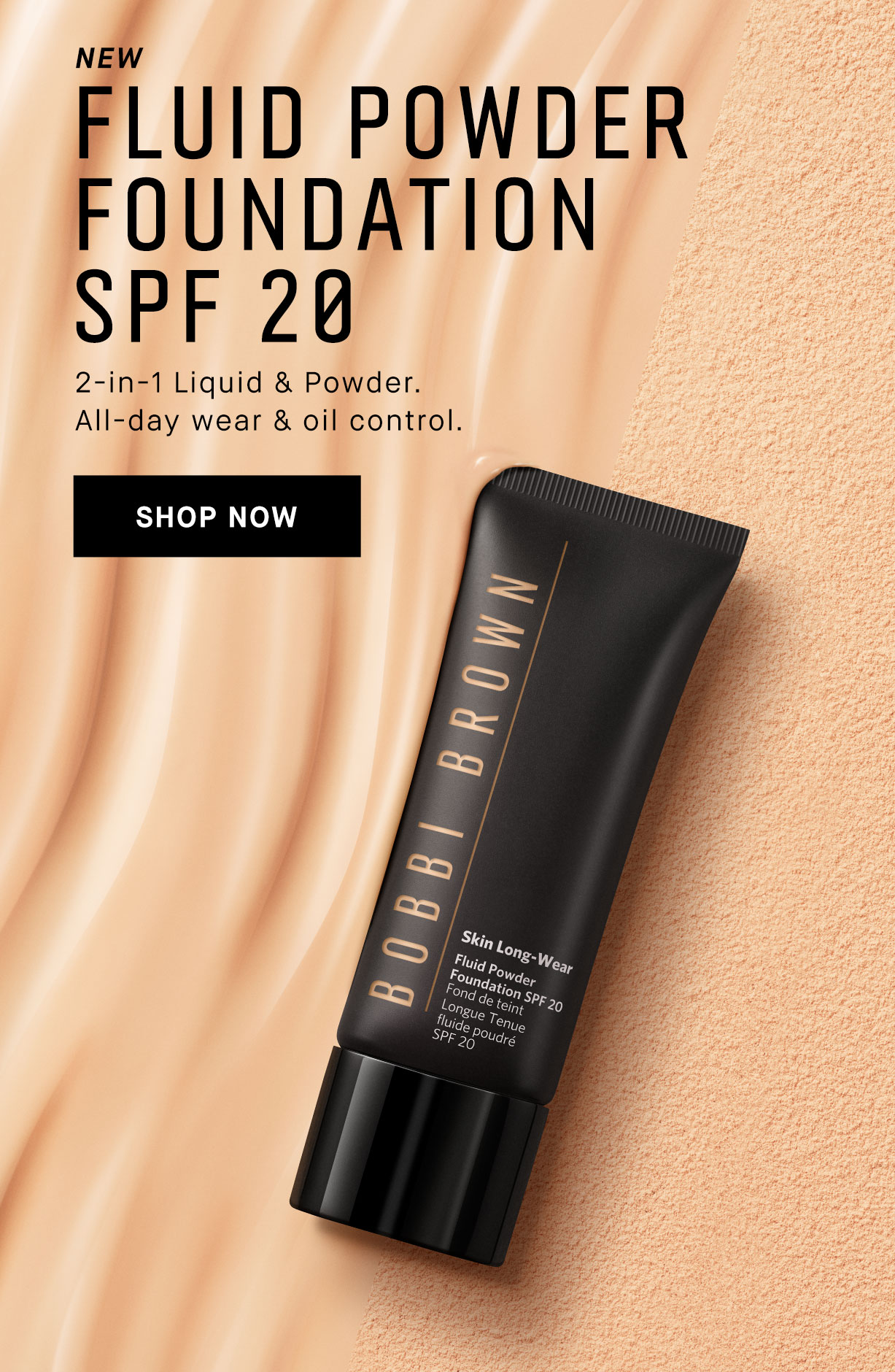 Fluid Powder Foundation SPF 20 | SHOP NOW