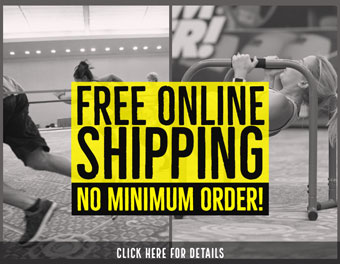 Free Online Shipping! No Minimum Order!