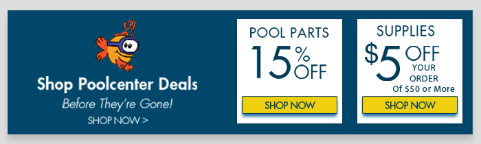 Shop Poolcenter Deals