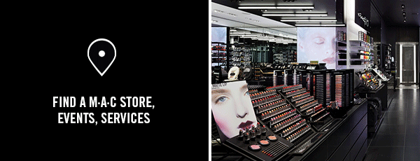 MAC Cosmetics - Find a Store