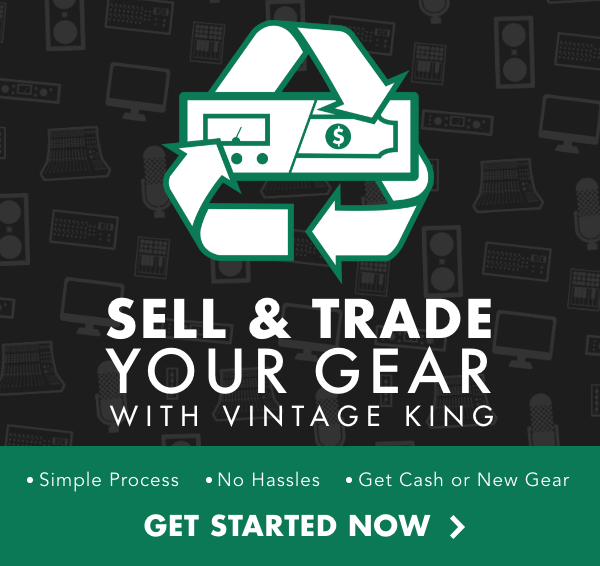 Sell & Trade Your Gear